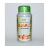 БРАМИ ВАТИ ГОТУКОЛА / Brahmivati Gotukola 200 таб. Укрепляет нервы., Улучшает память