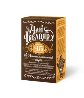 Чай «Белояр» №15 Противопаразитарный, антигельминтный
