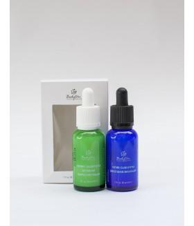Набор для ухода за кожей лица. Активная коррекция и восстановление