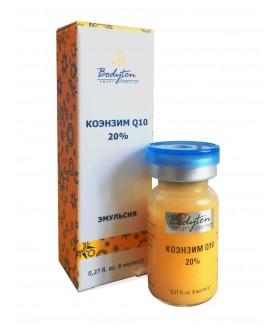 Сыворотка коэнзим Q10 Способствует выведению из клеток вредных веществ