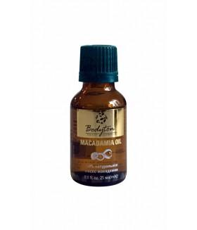 Макадамии масло Делает кожу более упругой и эластичной