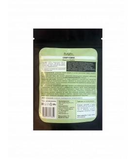 Спирулина порошок, 50г. Насыщает набором аминокислот, протеинов, минералов