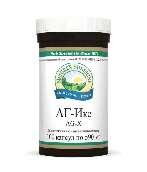 АГ-ИКС / AG-X  Улучшает выработку ферментов в ЖКТ