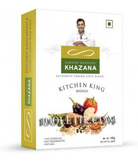 Смесь пряностей / приправа для блюд «Король кухни»