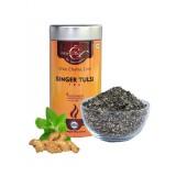 """Чай  Индийский """"Тулси Имбирь"""" (Tea Tulsi Ginger) 100г   Согревающий, антиоксидантный и антивирусный"""