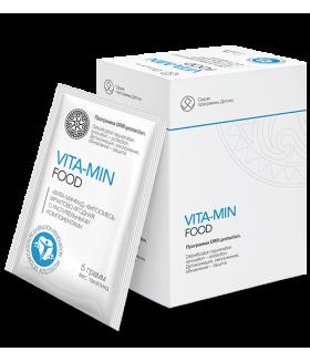 ВИТА-МИНФУД VITA-MIN 7х5gr Фито эргетик, витаминная подпитка.