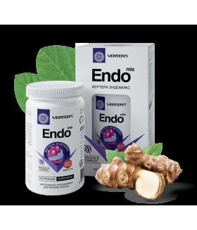 Фитокомплекс ENDO MIX 60tabs Детоксикация, очищение организма от шлаков