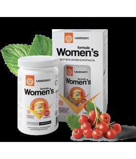 Фитокомплекс WOMEN'S FORMULA 120tabs Для стабилизации женского здоровья