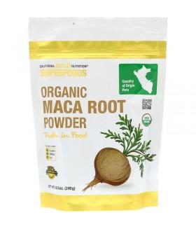 МАКА (MACA) ПЕРУАНСКАЯ  органический порошок поддерживает активный образ жизни и либидо