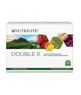 DOUBLE X / Дабл Х  Сменный блок NUTRILITE (на 62 дня)