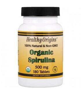 СПИРУЛИНА / Spirulina От токсинов,  аллергии, при дефиците йода