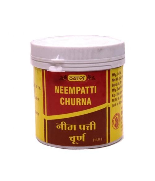 НИМ / Neem /  Neempatti  churna 100gr  порошок   Природный антибиотик