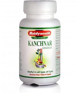 КАНЧНАР ГУГУЛ (Kanchnar guggulu) При заболеваниях кожи