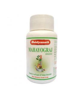 МАХАЙОГАРАДЖ ГУГГУЛ / Mahayogaraj Guggul Очищение от токсинов. При мышечных и суставных болях