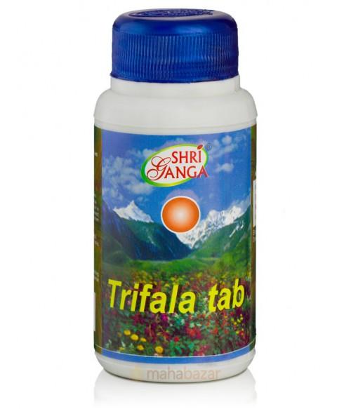 ТРИФАЛА / Triphala 200таб помогает детоксикации печени