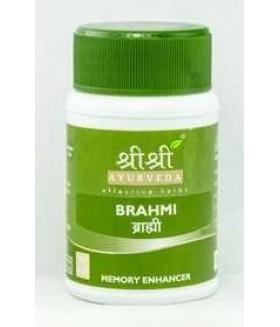 БРАМИ / Brahmi Отличный Мозговой тоник. Улучшает кровообращение