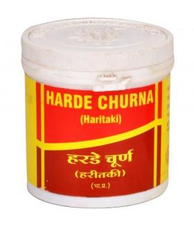 ХАРИТАКИ Harde / Haritaki Churna  Порошок 100гр Мощный антиоксидант