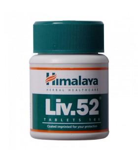 ЛИВ 52 Liv.52 При вирусных гепатитах и алкогольной болезни печени