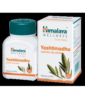 ЯШТИМАДХУ / Yashtimadhu Ускоряет заживление язв желудка и двенадцатиперстной кишки