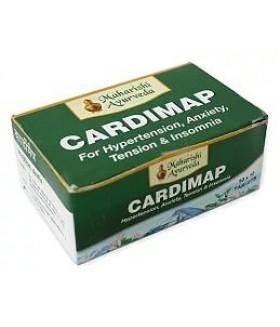 КАРДИМАП / Cardimap  При артериальном давлении