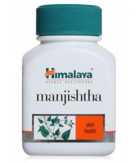 МАНЖИСТА / Manjishtha 60 tabs.  Улучшающее обмен веществ, кровоостанавливающее,  месячногонное, вяжущее...