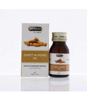Масло сладкого Миндаля Хемани / Sweet Almond Hemani Oil 30мл