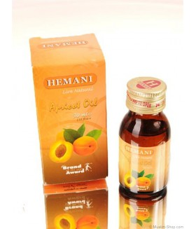 Масло Абрикоса Хемани / Apricot Oil Hemani 30 мл