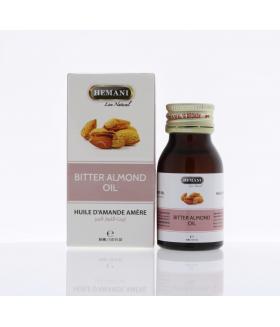 Масло горького Миндаля Хемани / Bitter Almond Hemani Oil 30мл
