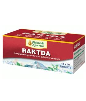 РАКТДА / Raktda  Для стимуляции кроветворения