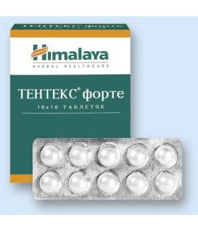 ТЕНТЕКС ФОРТЭ / TENTEX FORTE Натуральный регулятор потенции у мужчин.