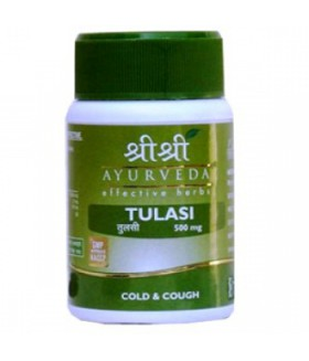 ТУЛАСИ / Tulasi Жаропонижающее, укрепляющее нервы