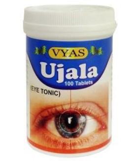 УДЖАЛА / Ujala Улучшает остроту зрения, Снимает усталость и напряжение  глаз